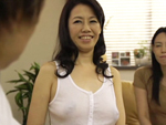 ダイスキ!人妻熟女動画 : お母さんの友達の五十路おばさんがノーブラで迫ってきたので、いただいたった 長嶋みどり