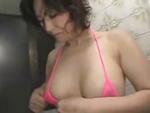 裏蕩劇場 : 【無修正】肉棒を貪る欲求不満な垂れ乳の完熟!