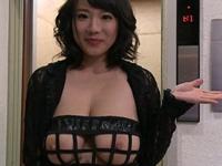 B専タケダ:願望叶う不思議な性感エレベーターvol03 澁谷果歩