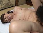 熟女ストレート : 性欲旺盛な息子の友達に迫られてヨガリ狂ってしまう五十路熟女! 清野ふみ江