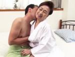 高齢人妻熟女動画 あっふ〜ん : まだ濡れる!むっちりとした七十路の高齢熟女をハメる! 高畑ゆり