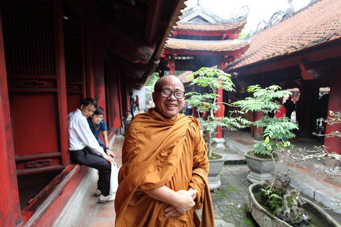 ベトナムの僧侶
