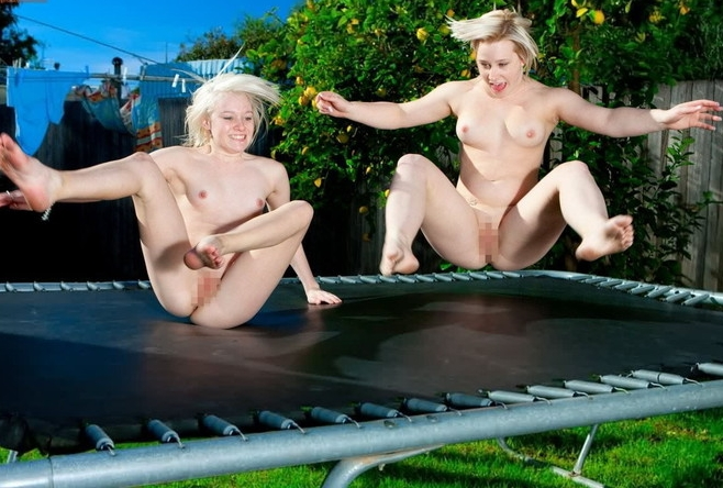 全裸スポーツというジャンルが確立