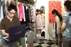 【エロ親子丼】悪徳ショップで行われる店長のエロすぎる「趣味」とは!?