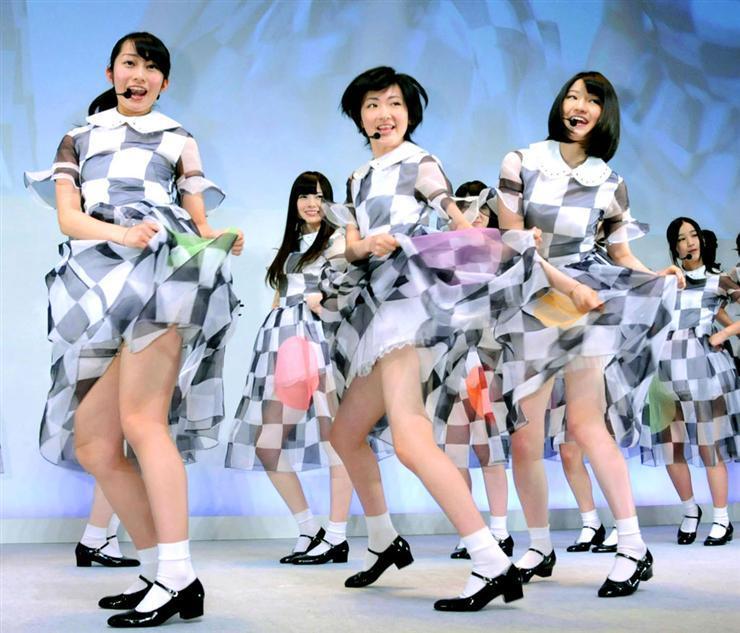 乃木坂46のエロ画像とお宝エロ画像