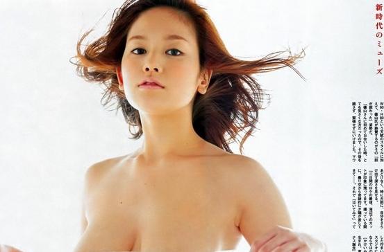 巨乳グラドル女優の筧美和子さん、ついに脱いでまんねん・・・