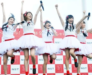 NGT48のエロ画像