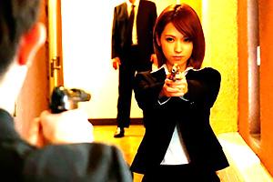 【美人捜査官】つかまったら最後 中出し→●問→中出し・・・・無限ループ