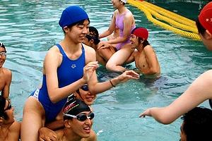 都内某「高校」の水泳授業がハレンチすぎ「こりゃ生勃起モノな・・・」