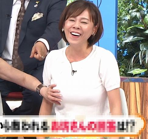 【エロ画像61枚】高橋真麻が巨乳女子アナとしておっぱい出しまくってる件まとめ。「パンツもがっつり見せて」【永久保存版】