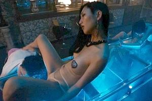 【勃起♂】壇蜜の映画「フィギュアなあなた」で乳首もおっぱいも丸出し「くぱぁ」でクッソエロいッッ