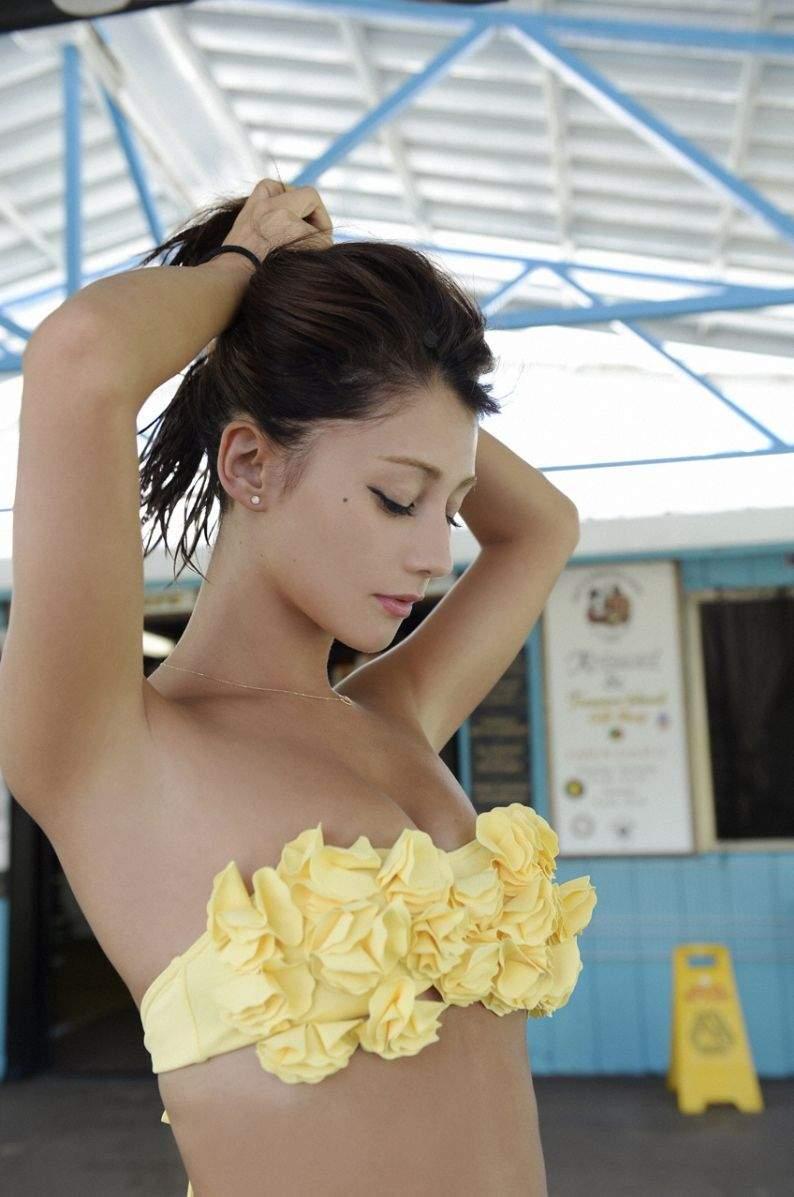 ダレノガレ明美のエロ画像