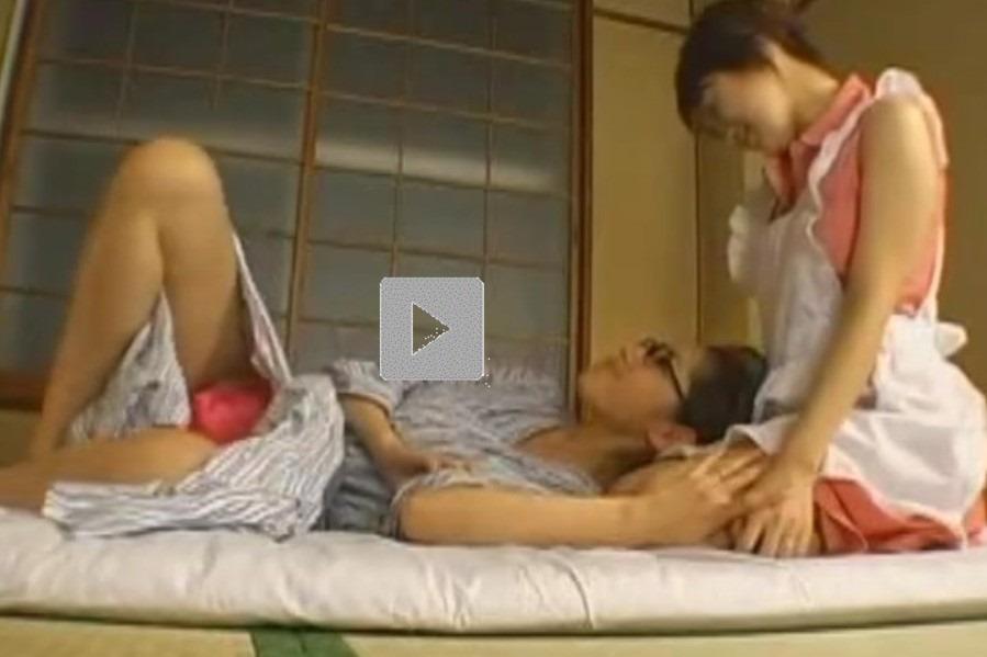 【ふたなりレズエロ動画】両性具有はセックスの天才!お互いイッタり、イカせたりを見に行く