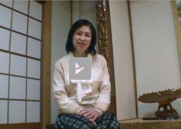 【古井豊美】五十路熟女、AV撮影忘れじのリターンマッチ。を見に行く