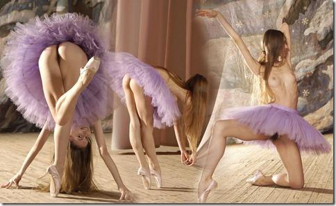 バレエで鍛えた女達はなんでこんなにもエロいのか【白鳥たちの淫舞】
