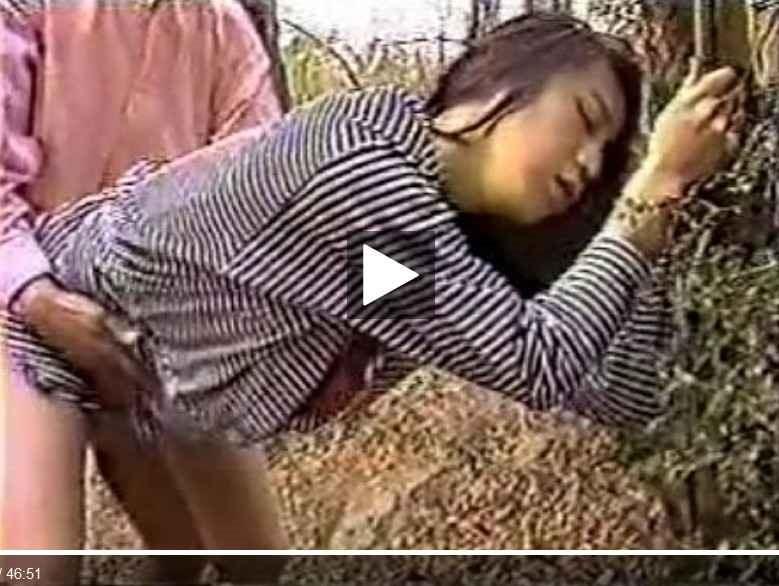 【昭和ロマン:OKバブリーなエロ動画】成人祝いのJD、記念に青姦&ホテル中出しx2回を見に行く