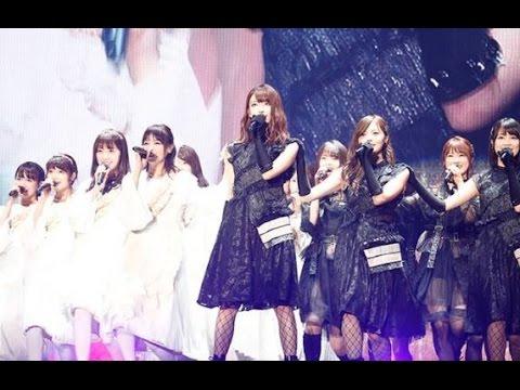 ハロウィンライブ2016日テレCS放送46乃木坂46サヨナラの意味
