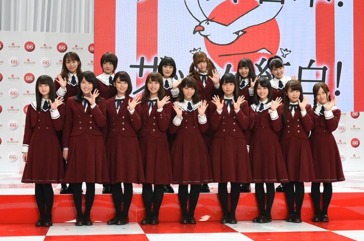 乃木坂46紅白歌合戦46画像2016曲順RADWIMPS20161225