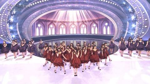 乃木坂46紅白歌合戦2016サヨナラの意味橋本奈々未4桜井玲香201612313