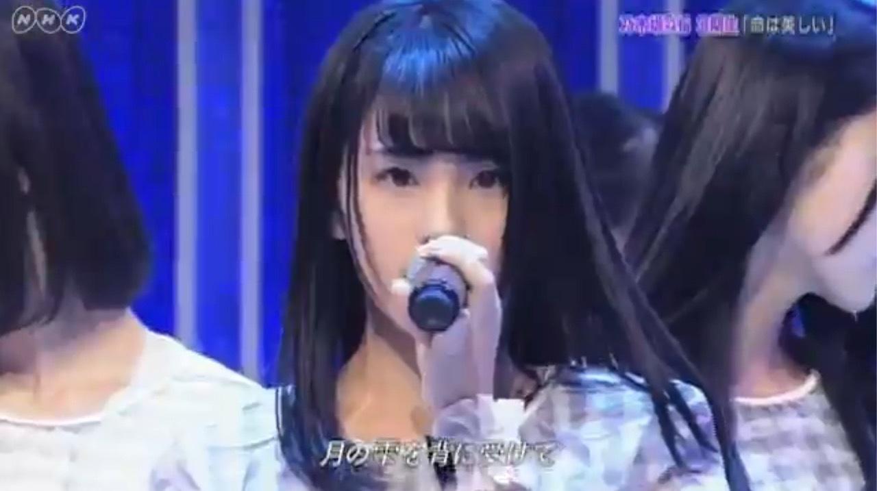 命は美しい乃木坂46AKB48SHOW3期生20170121