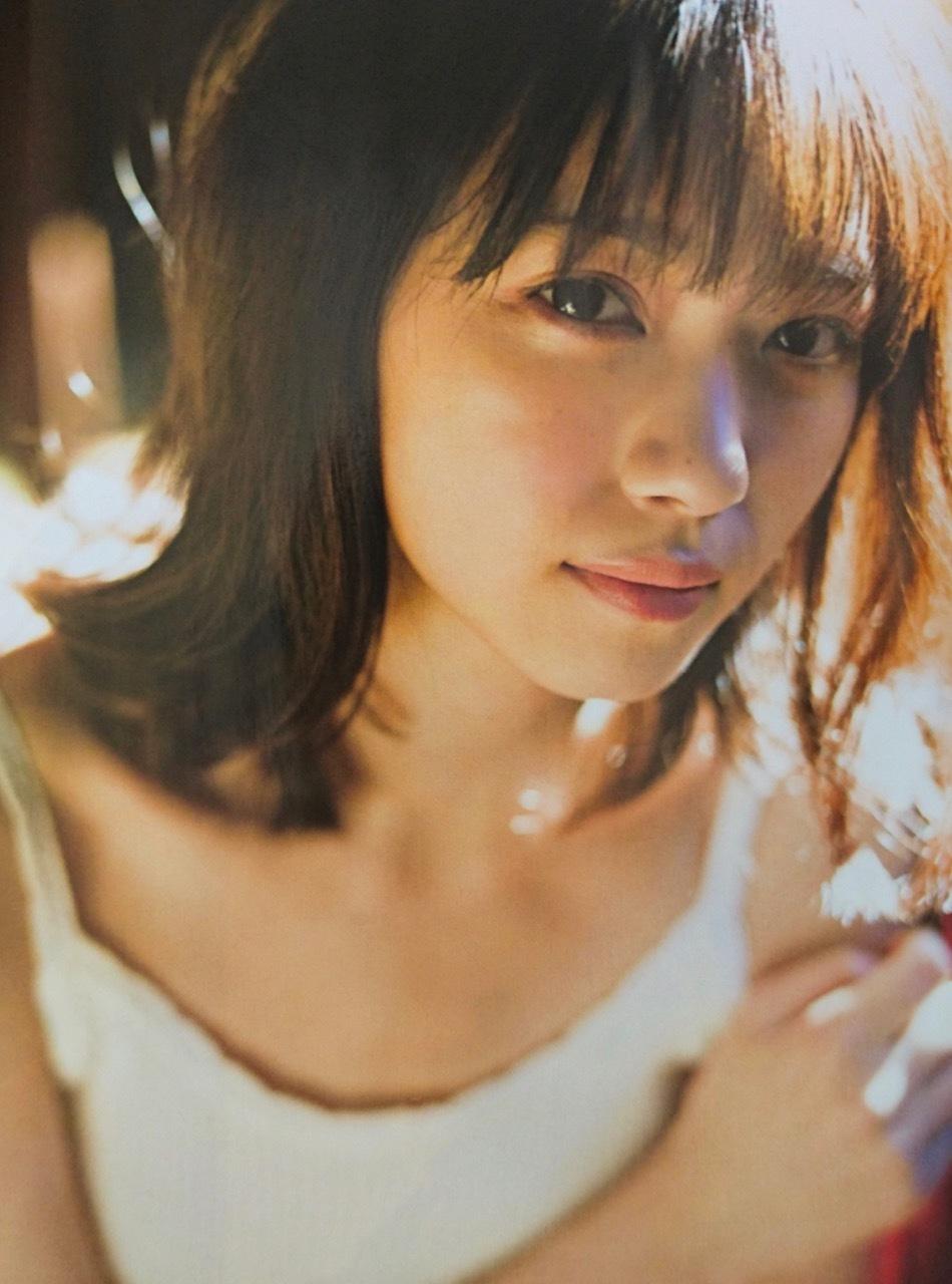 乃木坂46,西野七瀬BUBUKA画像かわいいセクシー201702022