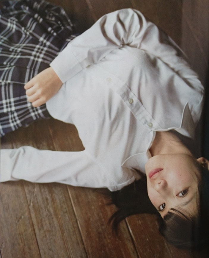 与田祐希セクシー画像グラビア乃木坂46BUBUKA3期生かわいいエロ20170202