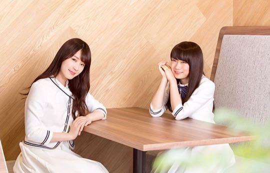高山一実,秋元真夏,20170522,カフェ,乃木坂46,t-site,画像
