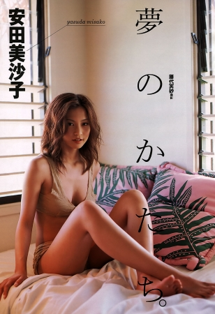 安田美沙子018