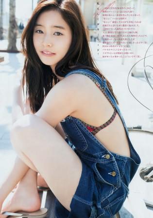 新木優子の画像001