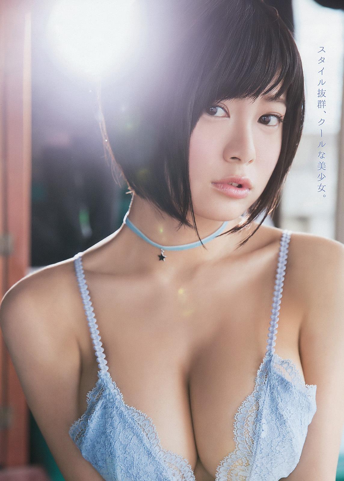 RaMu ピチムチ弾けるHカップおっぱいハミ乳セクシー画像