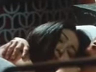 【東てる美】ベッドの上で愛を誓う濡れ場