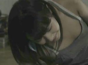 【橋本甜歌】肉体関係をしつこく迫る濡れ場