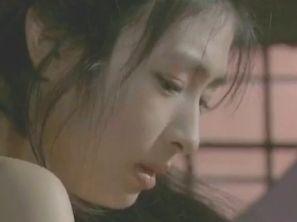 【日南響子】色気がヤバイと反響の濡れ場