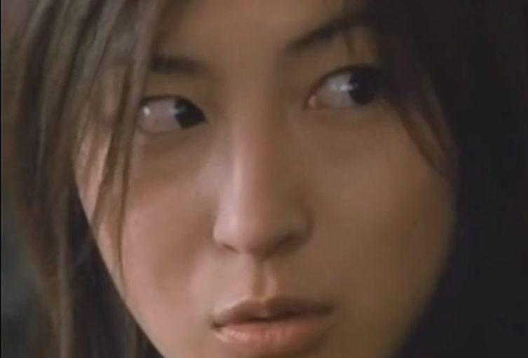 【広末涼子】キス顔が美しいラブシーン