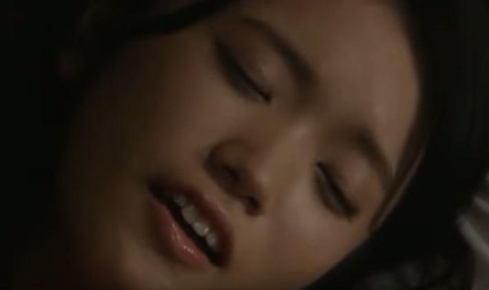 【美山加恋】ハアハアと声を漏らす濡れ場