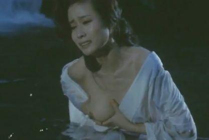【小柳ルミ子】綺麗な肉体を見せたヌードシーン