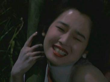 【田中裕子】快楽にいざなわれていく濡れ場