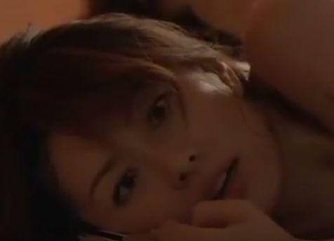 【米倉涼子】久しぶりに交わり合った濡れ場