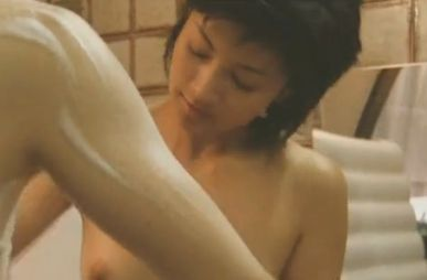 【吉本多香美】美乳全開の濡れ場