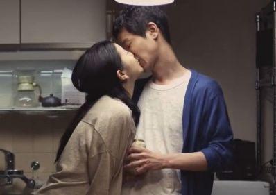 【吉高由里子】幸福感を得るラブシーン