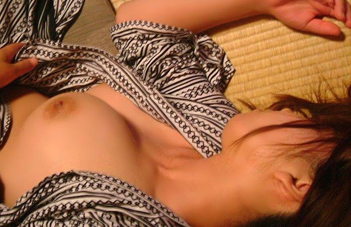 アダルト画像3次元 - はだけた浴衣がエロ過ぎな日本人の心をくすぐる和のエロ画像