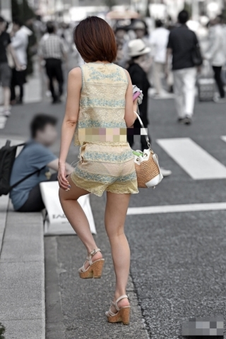 アダルト画像3次元 - 【下着すけすけ】下着透けすぎて見えてる女うれしいっす!!