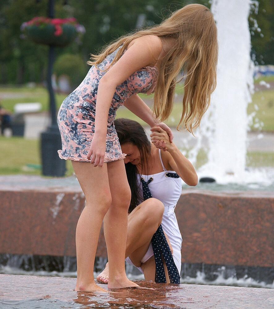 アダルト画像3次元 - 恥じらいを感じさせない外国人女性達のモロパン・パンモロ画像