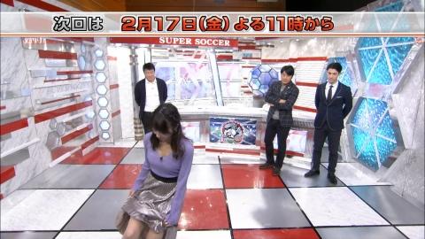 TBS宇垣美里アナのパンツ丸見え写真をまとめてみたwww☆美巨乳お乳もえろ