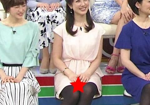 【速報】川田裕美アナ、「フルタチさん」でパ○チラ放送事故wwwwww