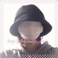 防止とマスクで完全防備