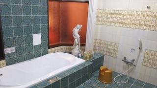 1日目のホテルのお風呂