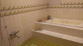 2日目のホテルのお風呂