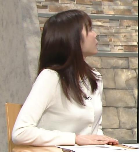 久冨慶子 横乳画像