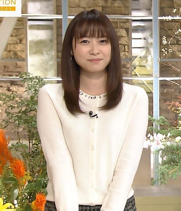 久冨慶子 横乳画像4